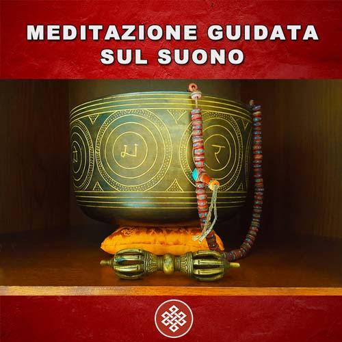 Meditazione guidata sul suono con Andrea Di Terlizzi